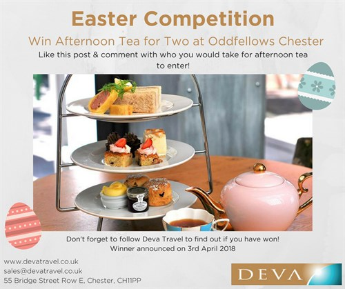 Easter Competition Feb 18